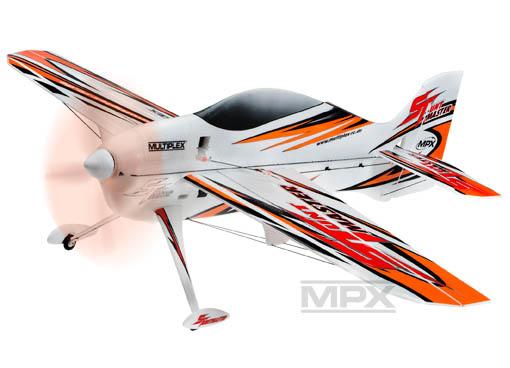 Avion multiplex rouge modelisme maquette Bordeaux Merignac